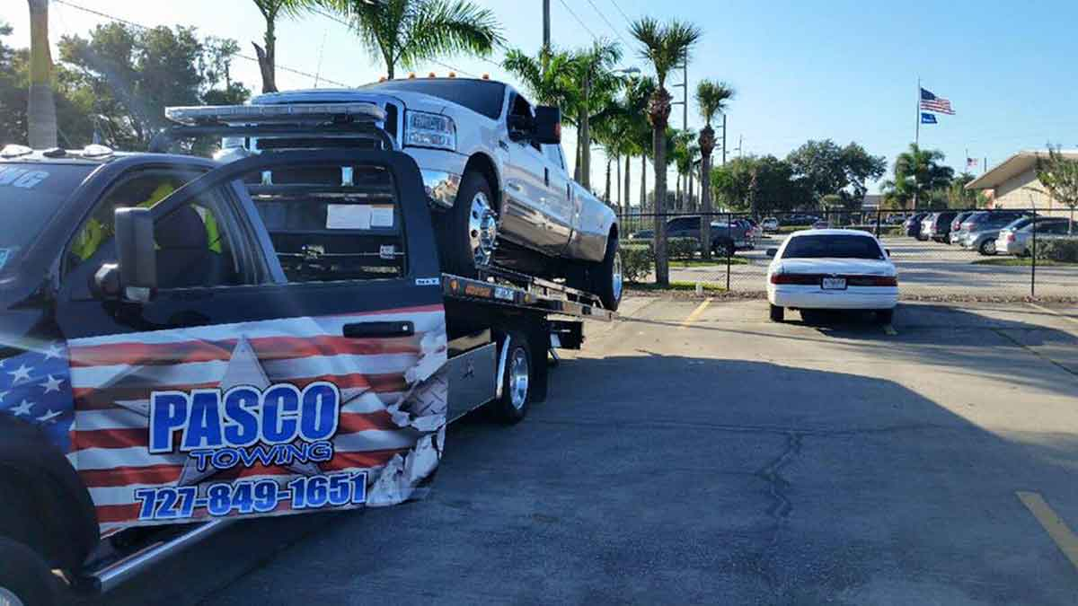 Cheap Pasco - North Pinellas Towing